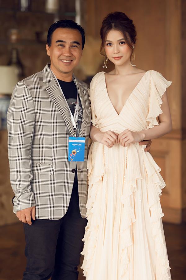 MC Quyền Linh.