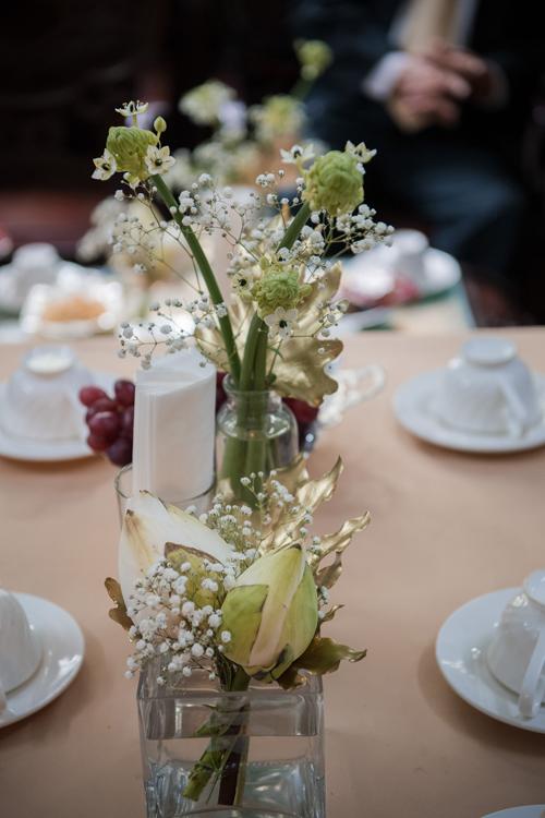 Nếu chẳng may bạn chọn nhầm hoa sen non thì hoa sẽ không thể bung nở ngay hôm sau, ekip bật mí.
