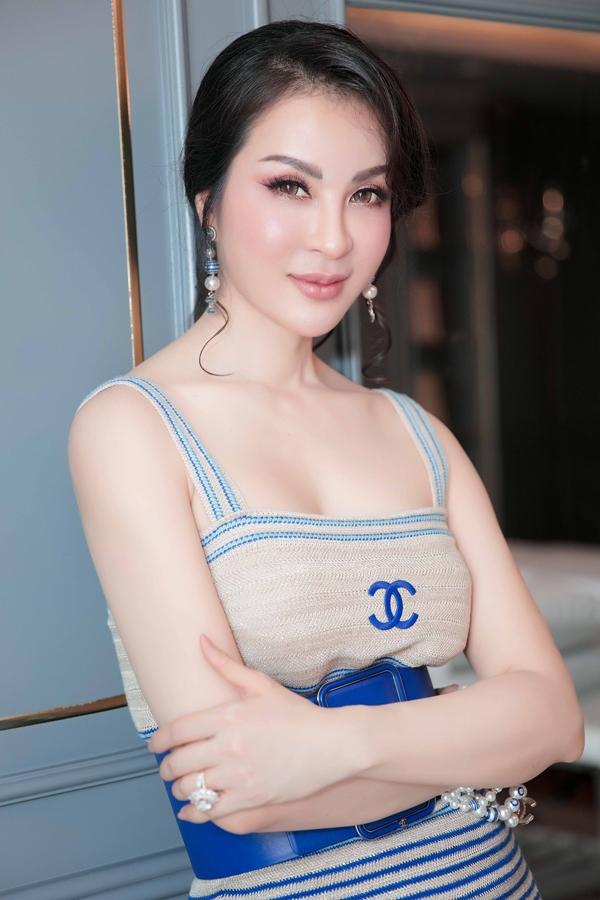 Thanh Mai xây dựng hướng đến hình ảnh một doanh nhân thành đạt. Hiện cô kinh doanh một hệ thống thẩm mỹ viện nổi tiếng tại TP HCM.