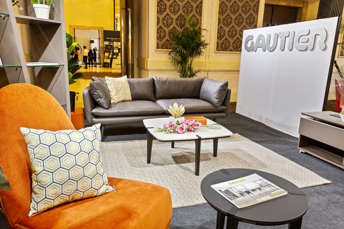 Nhiều thương hiệu nội thất cao cấp đến từ châu Âu sẽ xuất hiện tại triển lãm.