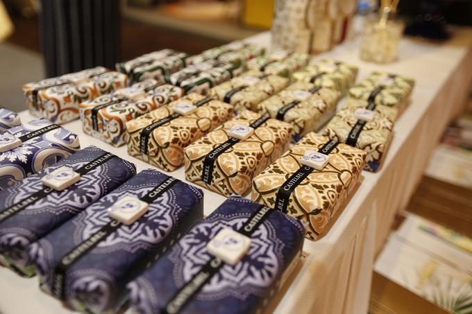 Triển lãm là dịp để người tiêu dùng Việt có cơ hội tiếp cận các sản phẩm chất lượng từ châu Âu.