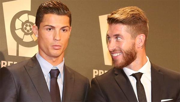 Ramos và C. Ronaldo từng là đồng đội suốt 9 năm