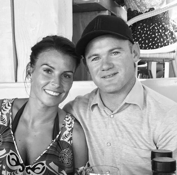 Coleen thừa nhận hôn nhân với Rooney  lúc thăng lúc trầm
