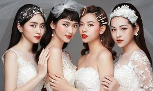 Xu hướng makeup cưới 'bắt trend' cho mùa hè thu