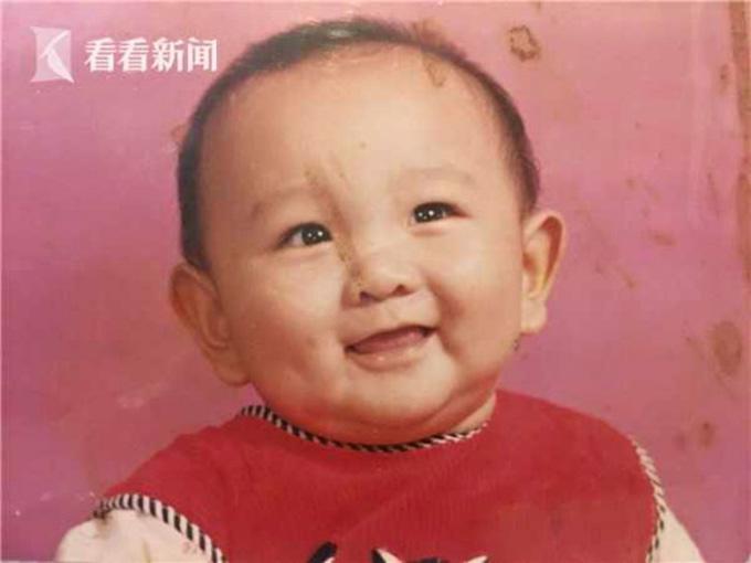 Liu Jinxin thời điểm trước khi bị bắt cóc. Ảnh: Kankan News.