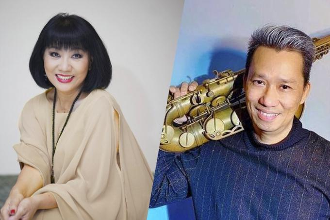 Ca sĩ Cẩm Vân tổ chức chương trình Vì yêu ủng hộ Xuân Hiếu.