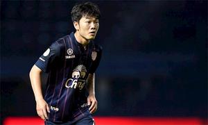 Xuân Trường nhận giải bàn thắng đẹp nhất tháng 5 ở Thái League