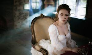 Lần hiếm hoi Mỹ Tâm hóa thành cô dâu trước tin yêu Mai Tài Phến