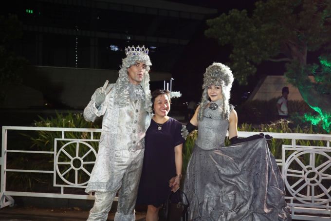 Đà Nẵng cuồng nhiệt trong Carnival đường phố DIFF 2019 tối 16/6 - xin edit - 2