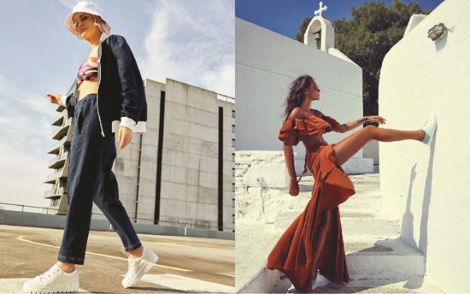 Xu hướng mix&match outfit cùng những đôi giày sneakers khỏe khoắn, năng động nở rộ trong cộng đồng giới trẻ những năm gần đây. Điều này đã khiến cho thị trường thời trang thể thao sôi động hơn bao giờ hết khi lần lượt các thương hiệu cao cấp như Balenciaga hay Louis Vuitton cũng đã