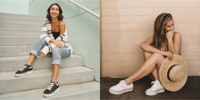 Để có thể đáp ứng được yêu cầu ngày càng cao của người dùng, một đôi giày thể thao cần phải hội tụ đủ 2 yếu tố chính là chất lượng và tính thời trang. Năm 2018, bên cạnh sự cải tiến về chất liệu và bộ đệm thì Adidas và Nike cũng gây ấn tượng giới mộ điệu khi ra mắt công nghệ in 4D hay tính năng liên kết với điện thoại smartphone.