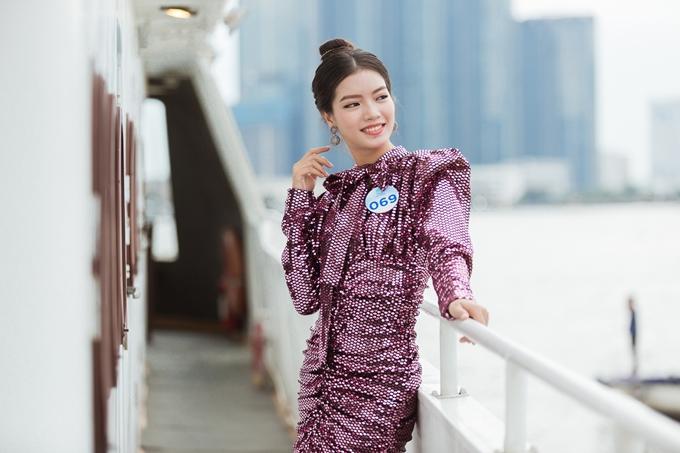 Lâm Thị Bích Tuyền từng lọt vào vòng chung kết Hoa hậu Việt Nam 2018.