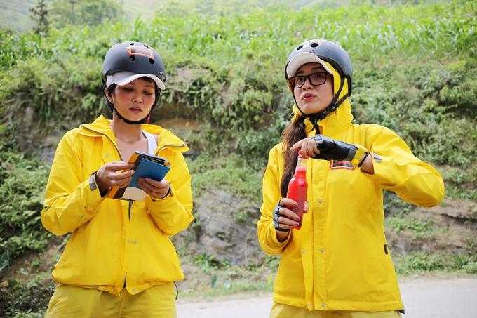 Hoa hậu HHen Niê và Á hậu Lệ Hằng cũng được đánh giá là đội chơi tiềm năng của cuộc đua.