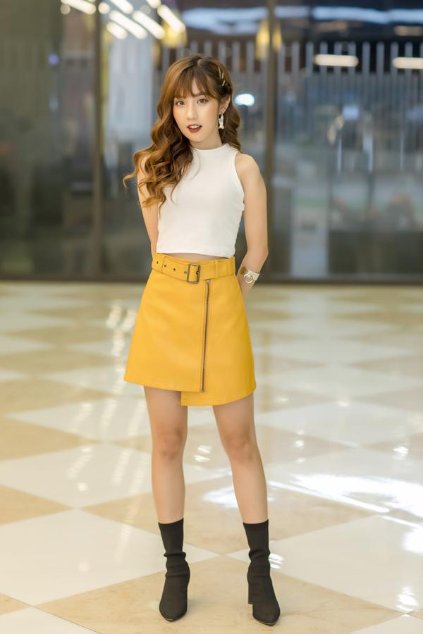 Hot girl An Japan thừa nhận rung động trước thị vệ của Chi Pu - 8