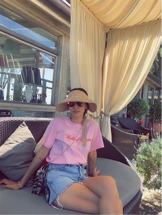 Bà xã Jang Dong Gun - 4