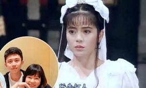 Sao 'Bao Thanh Thiên' tiết lộ con trai 11 tuổi mới cai sữa mẹ