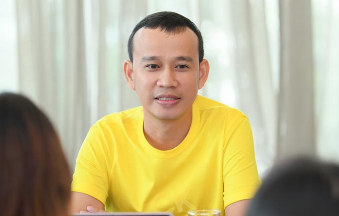 Chuyên gia đào tạo Phúc Nguyễn thẳng thắn