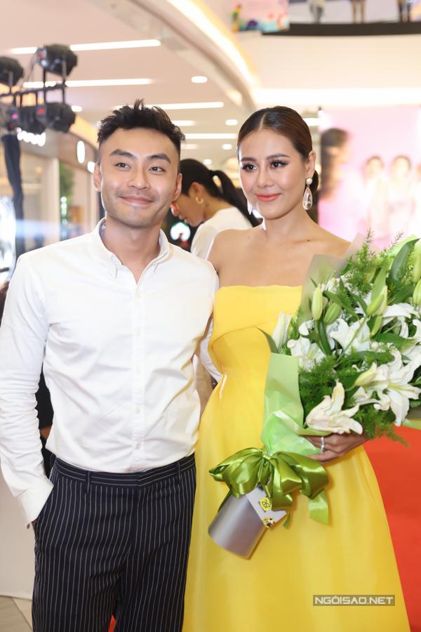 VJ Dustin Nguyễn ủng hộ dự án mới của Nam Thư.