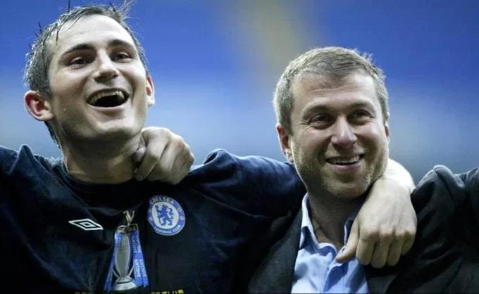 Lampard là công thần trong thời kỳ Chelsea là đại gia ở châu Âu.
