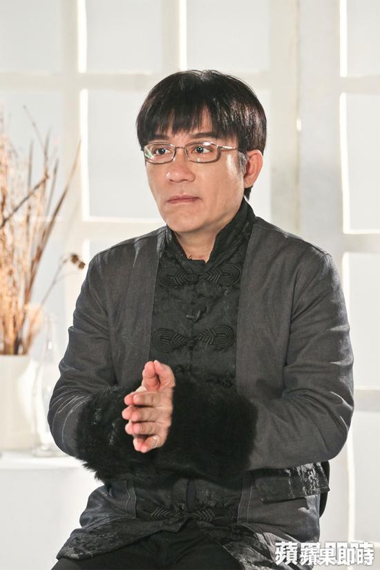 Ca sĩ Giang Minh Học.