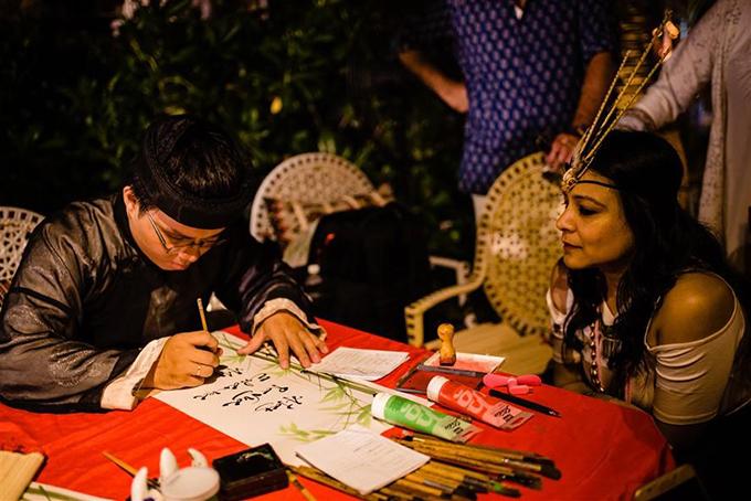 Tiệc cưới thứ 2 phong cách thổ dân của tỷ phú Ấn Độ ở Phú Quốc - 6