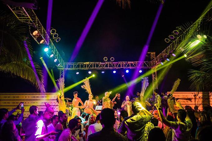 Tiệc cưới thứ 2 phong cách thổ dân của tỷ phú Ấn Độ ở Phú Quốc - 7