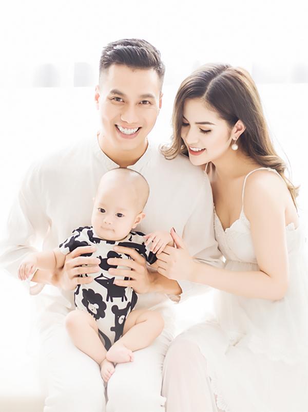 Tổ ấm của Việt Anh và Hương Trần khi còn hạnh phúc.