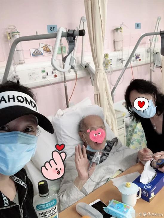 Ngọc nữ TVB ở vậy chăm bố mẹ già bệnh tật - 3