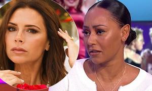 Mel B thất vọng trước sự thờ ơ của Victoria Beckham