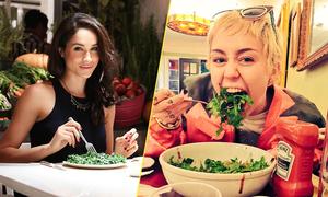 10 sao Hollywood kiên trì ăn chay để giữ dáng