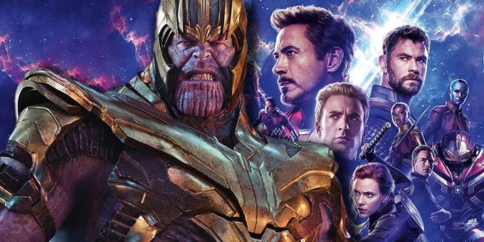 Avengers: Endgame chuẩn bị phát hành lần thứ hai.