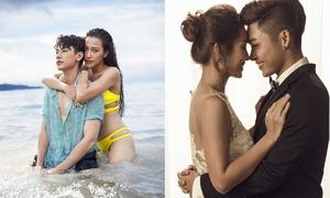 Sao Việt khổ đủ đường vì cảnh hôn và 'yêu'