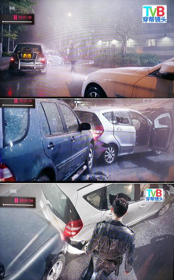 Ở tập 1 của bộ phim đang chiếu này, chiếc xe hơi màu trắng trong vụ tai nạn lúc đóng cửa, lúc mở cửa không đồng nhất giữa các cú máy.