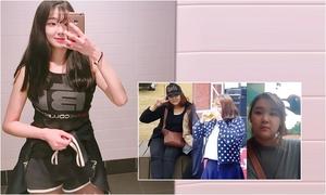 Nàng béo Hàn Quốc 'lột xác' thành hot girl sau khi giảm 44 kg