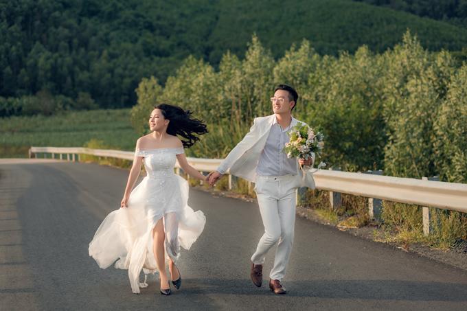Bộ ảnh được thực hiện theo phong cách Hàn Quốc hot trend.