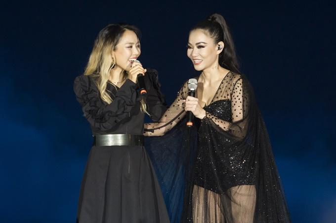 Thu Minh mặc sexy, nhảy bốc lửa trong showcase I am Diva - 7