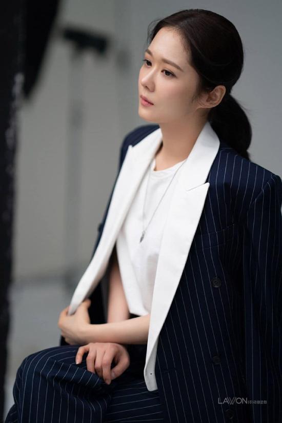 Jang Nara gây thương nhớ với vẻ đẹp tuổi 38 - 7