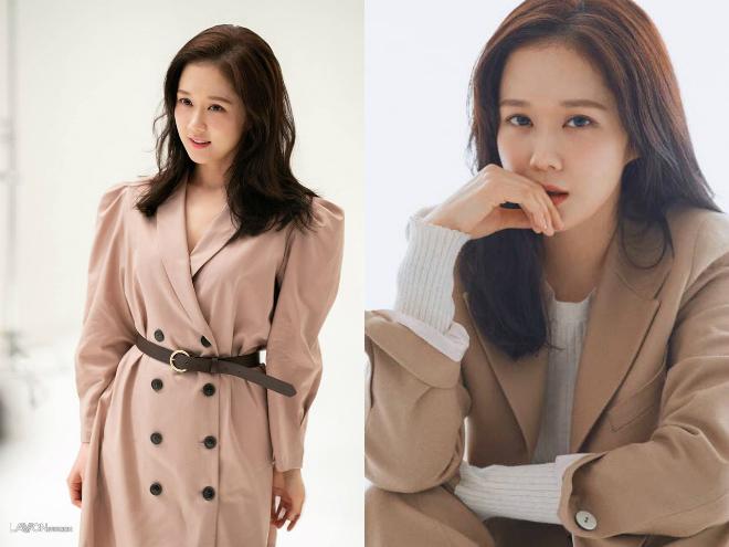 Trang phục với phong thái tự tin, cá tính của ngôi sao Hàn.