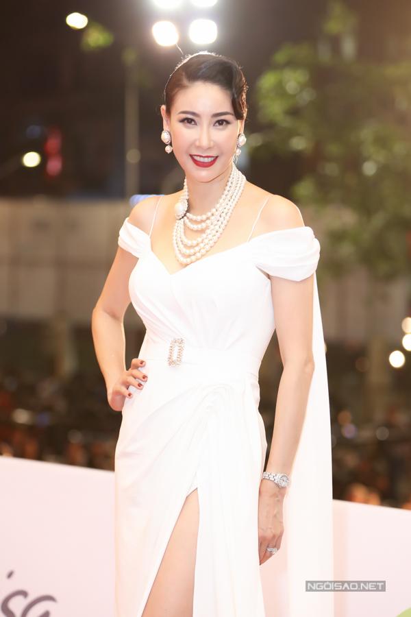 Hoa hậu Việt Nam 1992 Hà Kiều Anh.
