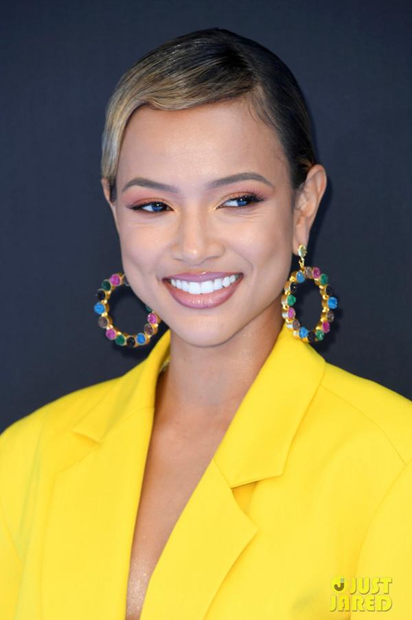 Ngôi sao 31 tuổi sở hữu vẻ đẹp lai Á - Phi.