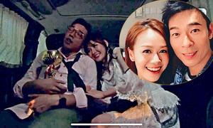 Hứa Chí An ngoại tình với Á hậu Hong Kong