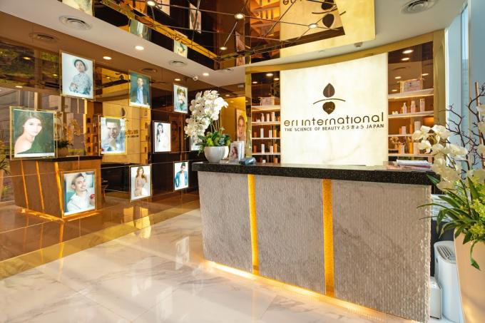 Viện thẩm mỹ Eri International luôn đồng hành với phái đẹp trên hành trình gìn giữ nhan sắc. Xem thêm thông tin sự kiện tại đây