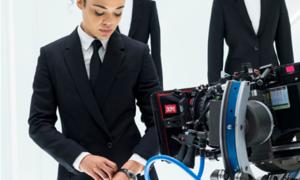 Sao Men In Black diện đồng hồ Hamilton trong phim