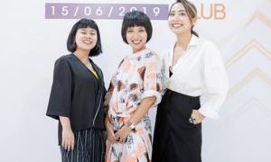 MC Thùy Minh: 'Phụ nữ nên học cách làm đẹp, chăm sóc bản thân'