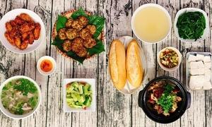 Nàng dâu Quảng Ninh 'vắt óc' nghĩ thực đơn cho gia đình 7 người