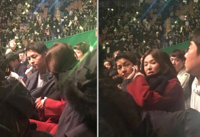 Song Hye Kyo - Song Joong Ki thường mặc lệch pha sau kết hôn