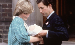 Diana vật lộn nhiều năm với chứng trầm cảm sau sinh
