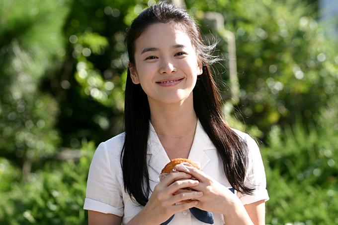 Song Hye Kyo ở tuổi 24.