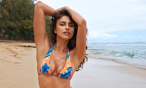 Hậu chia tay, Irina Shayk trở thành người mẫu đồ bơi số 1