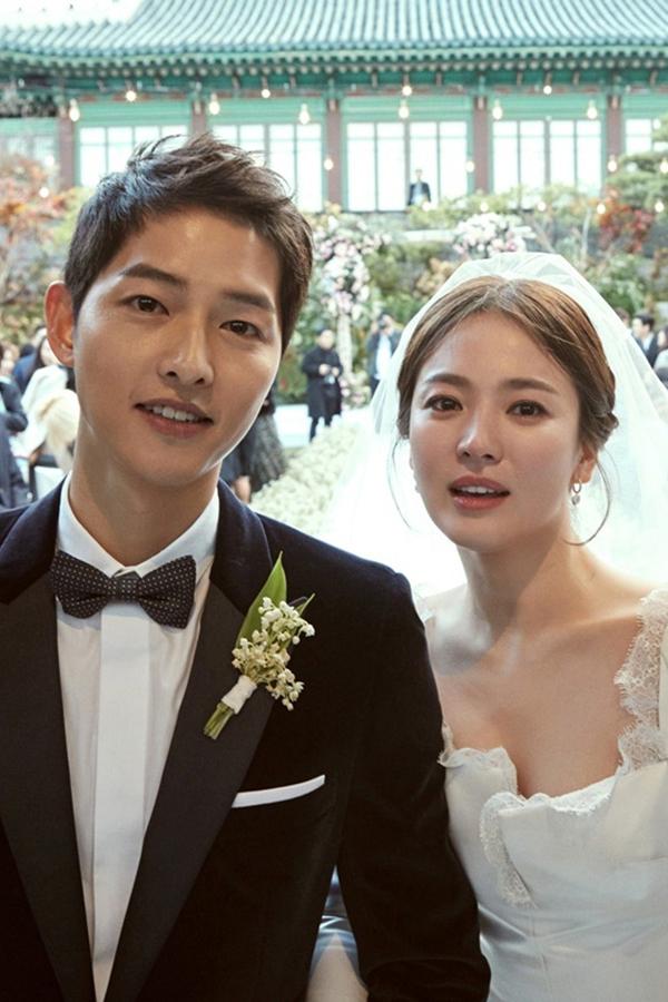 Khối tài sản nghìn tỷ của vợ chồng Song Hye Kyo - 1